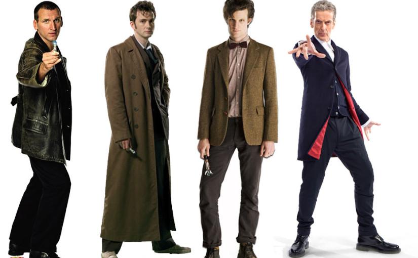 Doctor Who compie dieci anni  (la versione del 2005)