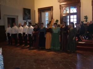 concerto a Palazzo Gallio