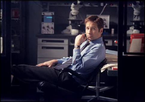 Fox Mulder. Perché non è un Gary Stu