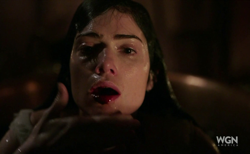 Salem 2×03: From Within