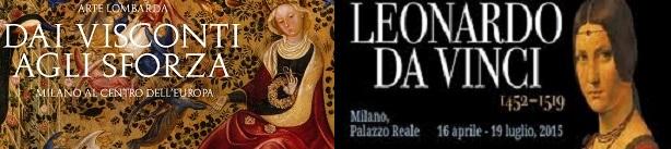Palazzo Reale ospita le Mostre sui Visconti/Sforza e Leonardo