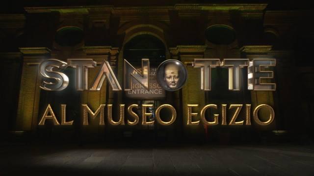 Alberto Angela ci porta Stanotte al Museo Egizio