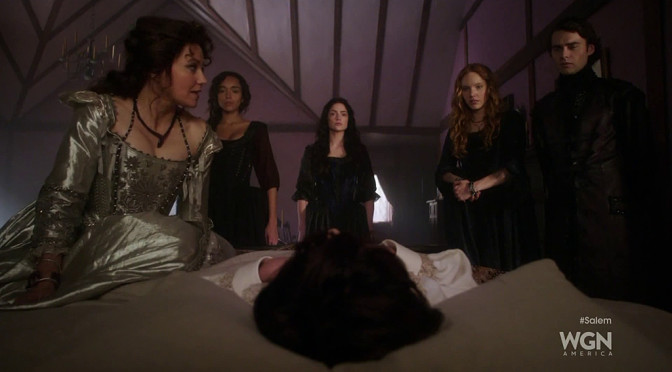 Salem 2×13: The Witching Hour