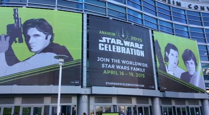 Star Wars 7 – Novità dalla Celebration, dallo Star Wars Day e dal nostro sito