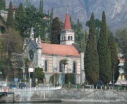 Chiesa dell'Ascensione a Cadenabbia