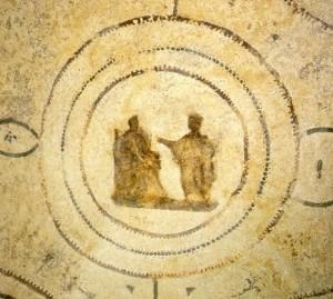 Annunciazione-Catacombe-di-Priscilla-e1391767387648