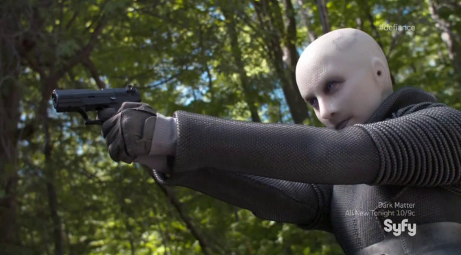 Defiance 3×12: The Awakening