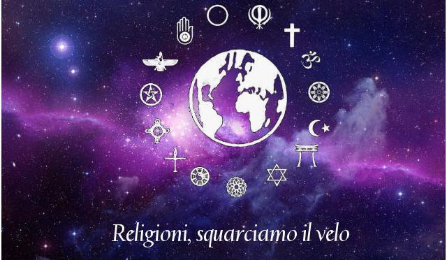 Religioni squarciamo il velo- Il mondo angelico nell'arte