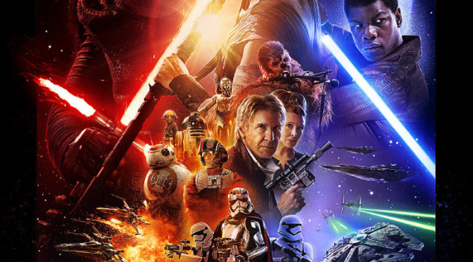 Star Wars – The Force Awakens – Recensione