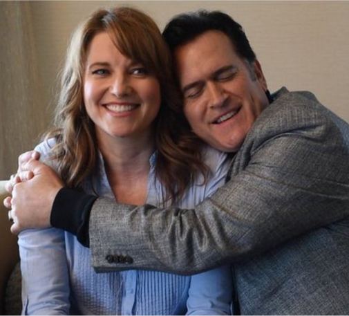 bruce campbell e lucy lawless