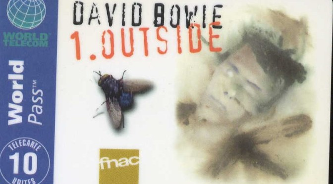 David Bowie 1.Outside.
