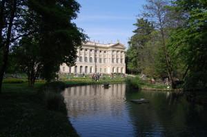 giardini di villa reale palestro