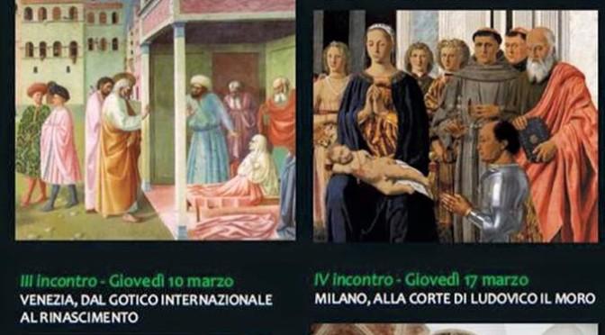 Zucche in piazza –  Venezia – Dal Gotico Internazionale al Rinascimento