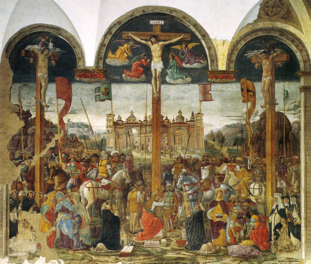1205px-Montorfano,_crocifissione,_1497,_con_interventi_di_leonardo_nei_ritratti_dei_duchi