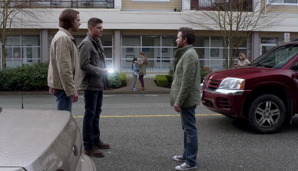 Supernatural 11x21-All in the family