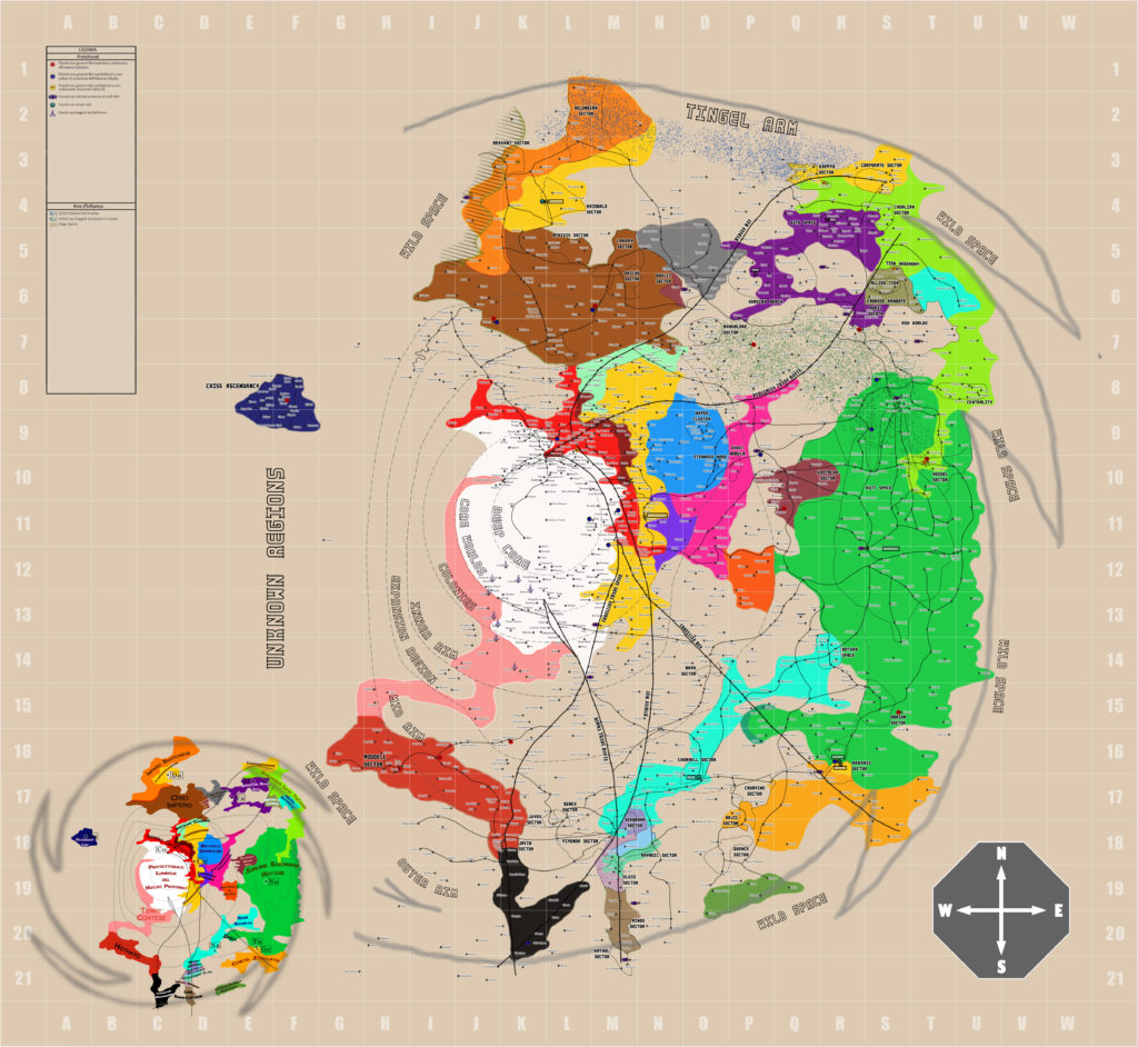 Mappa_Galattica_di_Gioco_(74_ABY) Galaxy Arcana