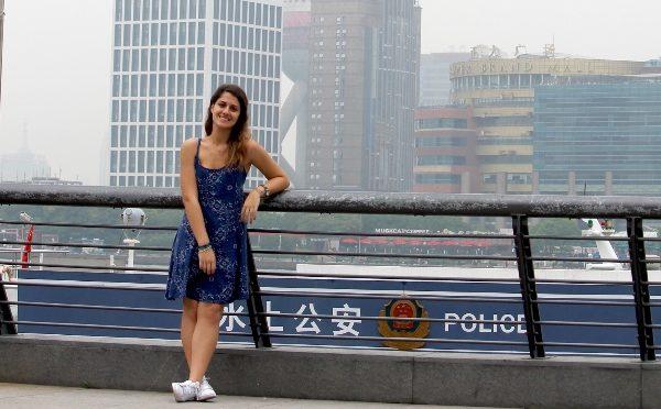 Shangai – Il sogno  di Silvia Palazzini