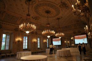 Sala Bianca del Teatro Sociale di Como