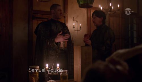 Salem la Sentinella e Dinley