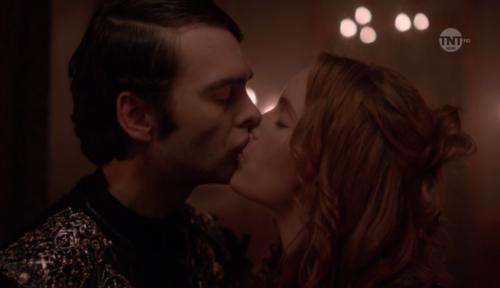 Sebastian e Anne