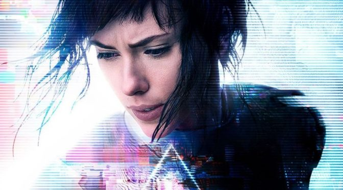 Ghost in the shell, il film, la recensione