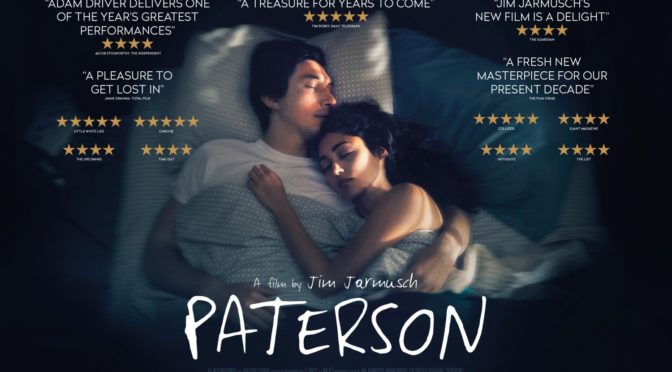 Paterson di Jim Jarmusch – la nostra recensione