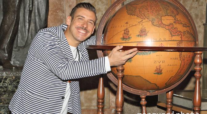 Magellano e i segreti del viaggio in 9 tappe con Francesco Gabbani