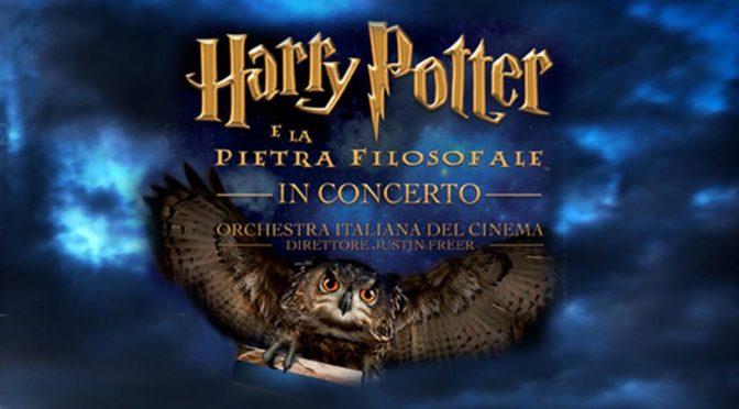 I cine-concerti di Harry Potter in arrivo a Milano e Napoli