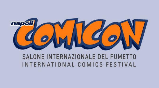 COMICON 2017 – Grande successo con addio a Napoli?