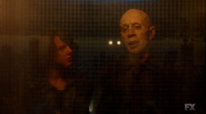 The strain 4×03: one shot