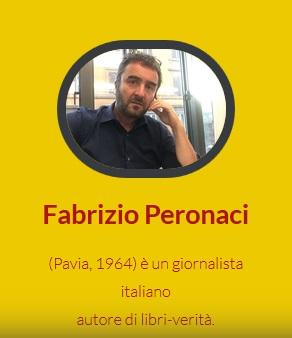 Intervista a Fabrizio Peronaci, autore de La Tentazione