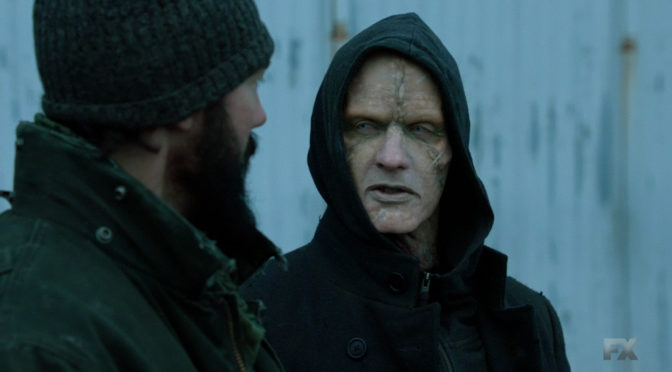 The strain 4×06: Tainted love