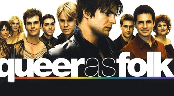 SERIE TV EU VS USA: QUEER AS FOLK UK VS QUEER AS FOLK USA