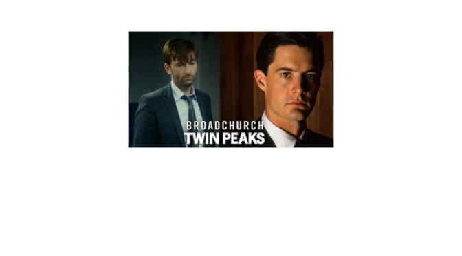 Serie tv Usa vs Eu: Twin Peaks vs Broadchurch