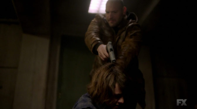 The strain 4×09: The traitor