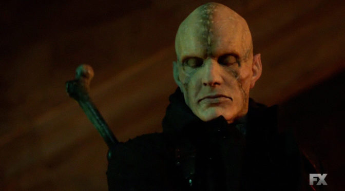 The strain 4×08: extraction