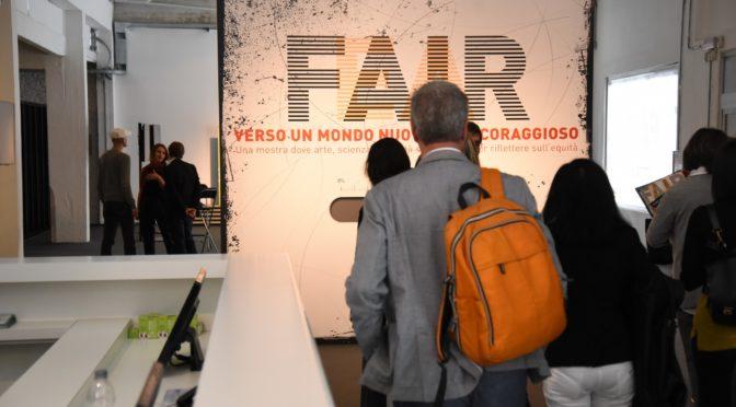 Resonances II Exhibition – La presentazione della mostra