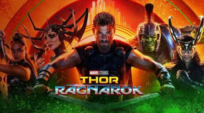 Thor: Ragnarok – Recensione (spoiler)