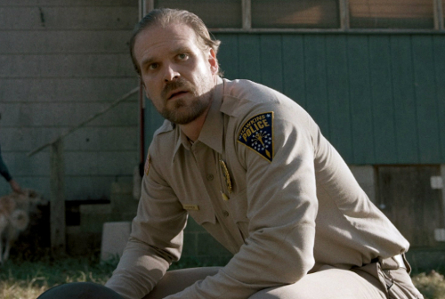 stranger things 2 hopper