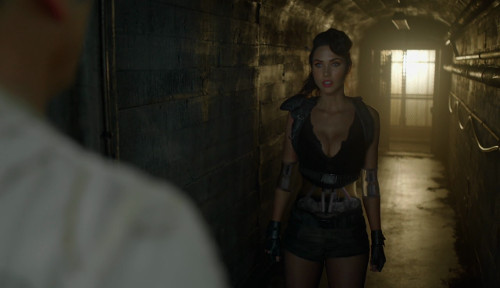 ash e la cyborg