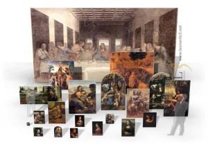 Riferimenti - Leonardo3 - All PaintingsQUAD1