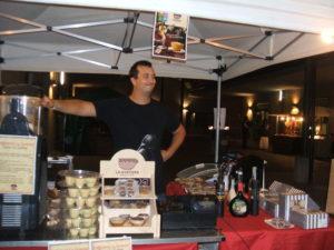 lo staff de La gustosa Tazzina (dalla Repubblica di San Marino)